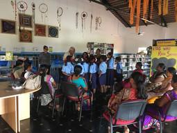 Community Engagement with Mr Yellappa Reddy