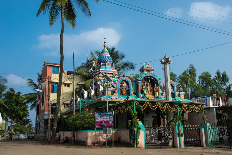 The Tharahunise temple