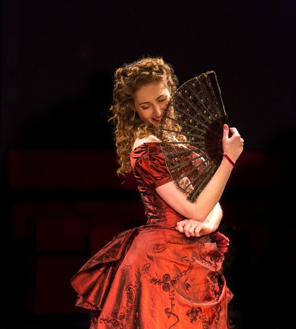 Elmire in Tartuffe