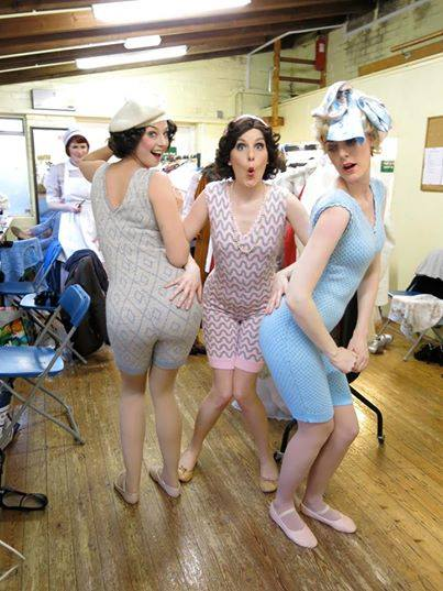 Backstage/ Drowsy Chaperone