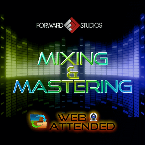 Mixing & Mastering 8|12 Stems - Web Attended Session
