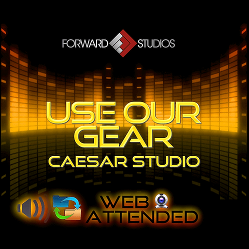 Use Our Gear - CAESAR - Web Attended Session