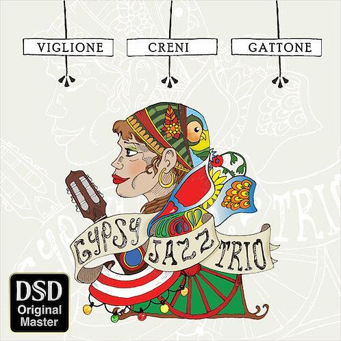 Viglione, Creni, Gattone Gypsy Jazz Trio