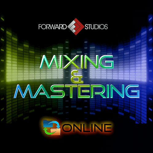 Mixing & Mastering 8|12 Stems - Online Session