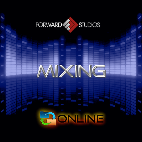 Mixing 24|48 Tracks - Online Session