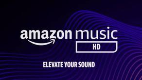 Amazon Music HD arriva in Italia con oltre 60 milioni di brani in formato non compresso