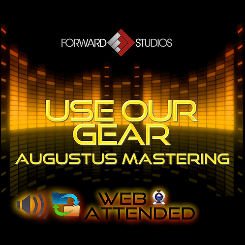 Use Our Gear - AUGUSTUS - Web Attended Session