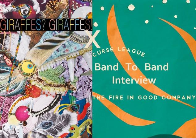Giraffes? Giraffes! x Curse League - Band to Band Interview