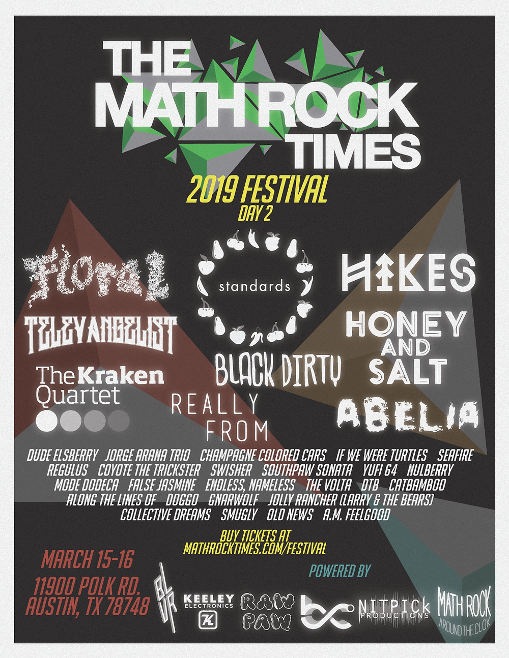 THE MATH ROCK TIMES FEST 2019 - DAY 2