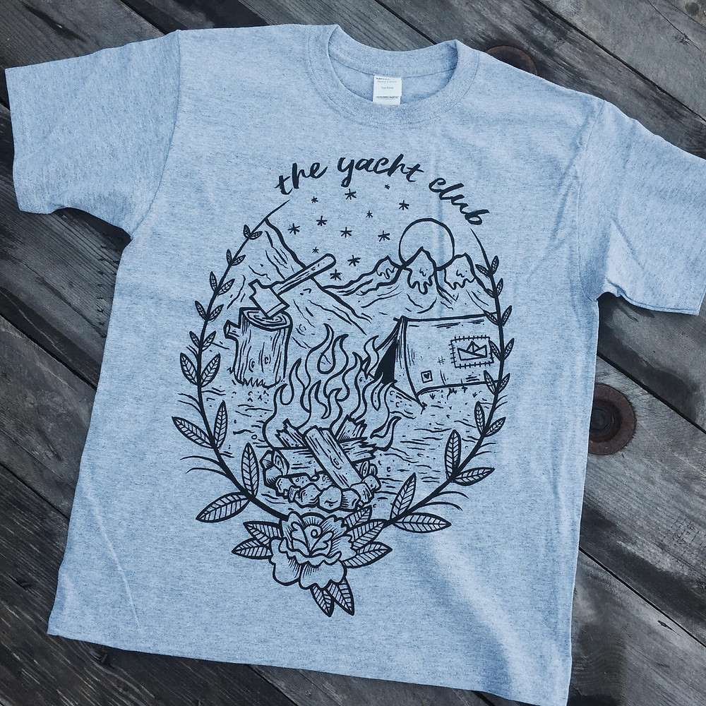 click here to get The Yacht Club's shirt