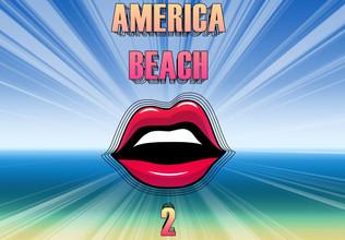 "America Beach - ""Custard Danish"" Exclusive Premier!"