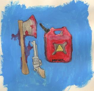 "Rest Ashore - ""Pornoviolence""  New Album Premier"