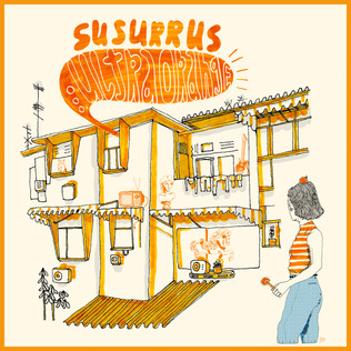 Susurrus - Ultra Orange