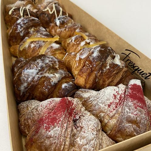 Caixa de croissants