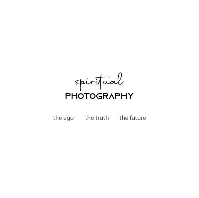 Spiritual Photography