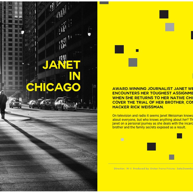 Janet in Chicago