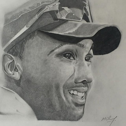 Mahela Jayawardene limited edition prints