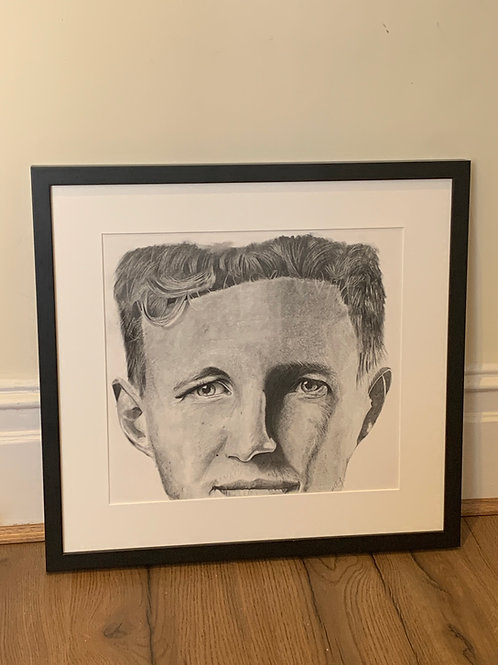 Joe Root limited edition prints