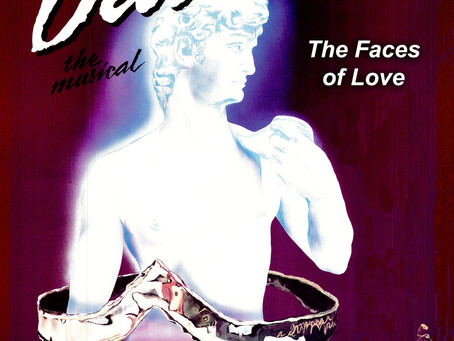 David: The Faces of Love- A New Musical Presented in Concert and Livestream