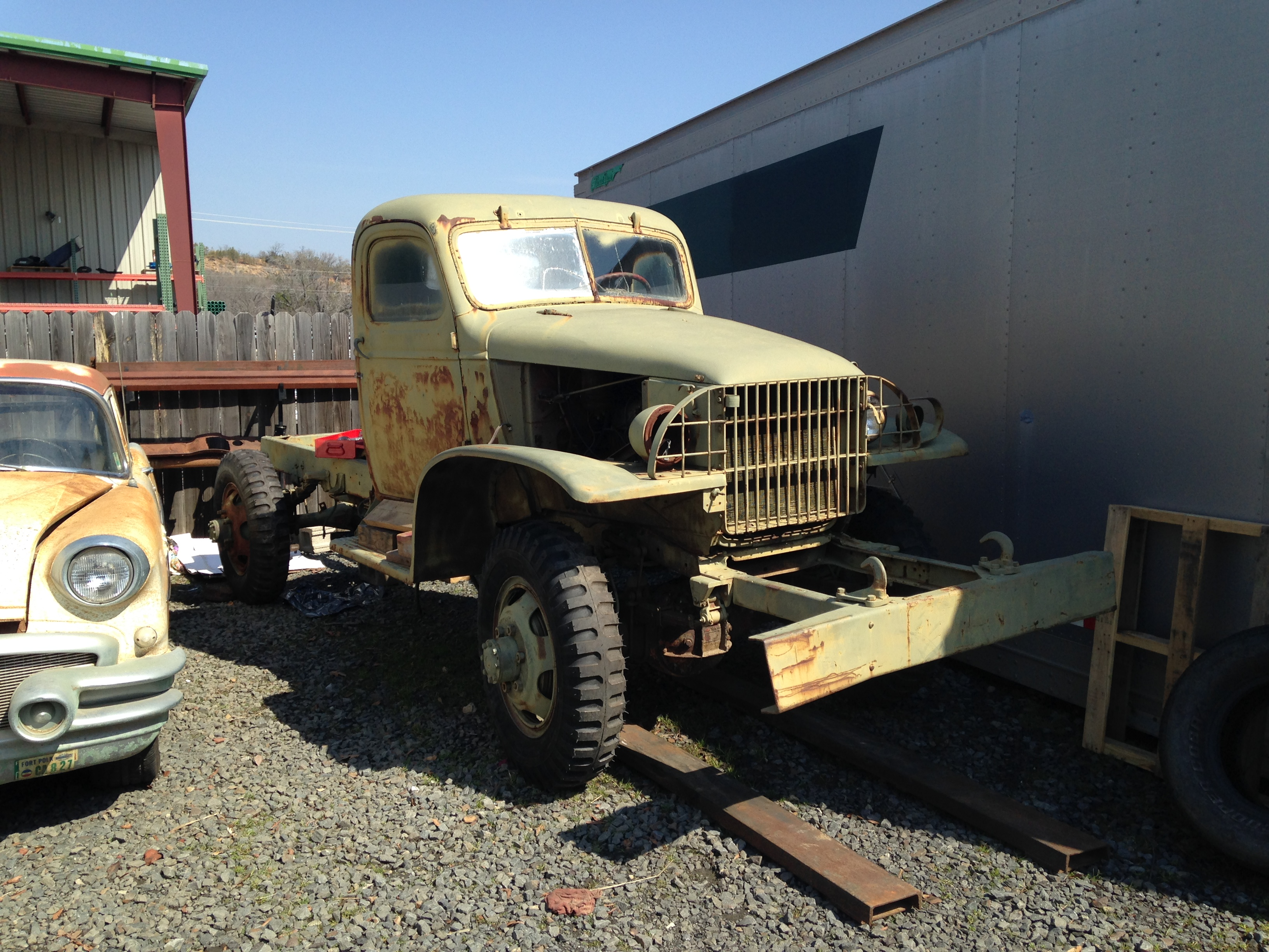 1945 Chevy Military Truck