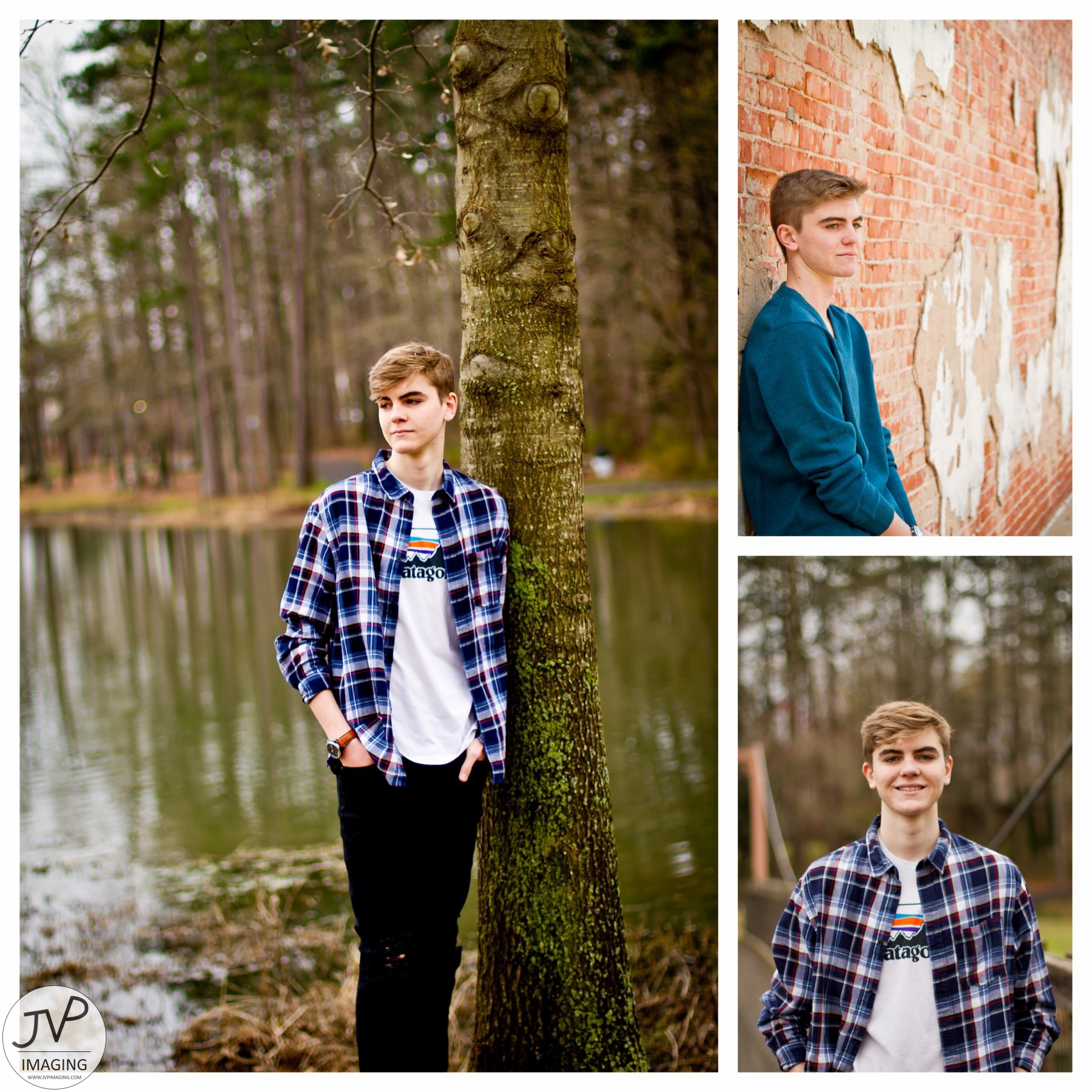 Max's Senior Photos