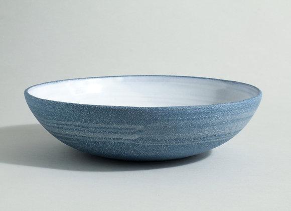 Large Cobalt Blue Bowl