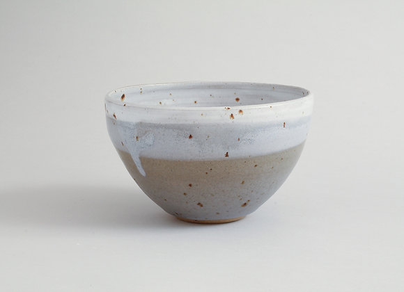 Double Dipped Grey Bowl