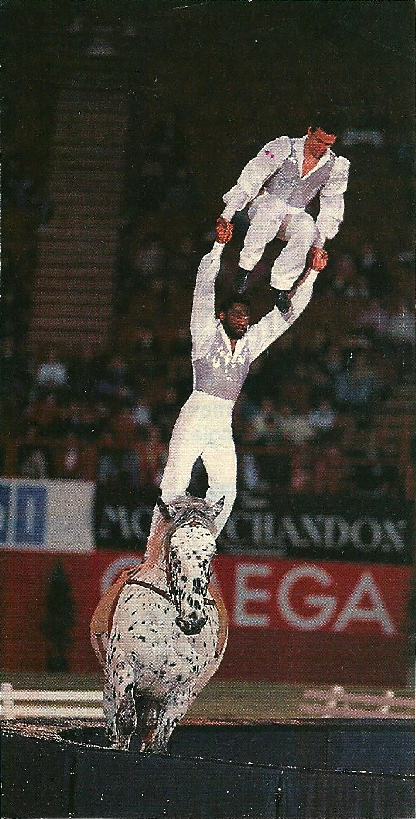 Jumping international Bercy 1989
