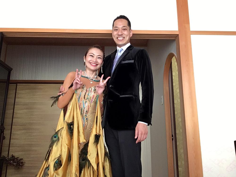 社交ダンス ダンス 車椅子ダンス 車いすダンス エニー 大阪