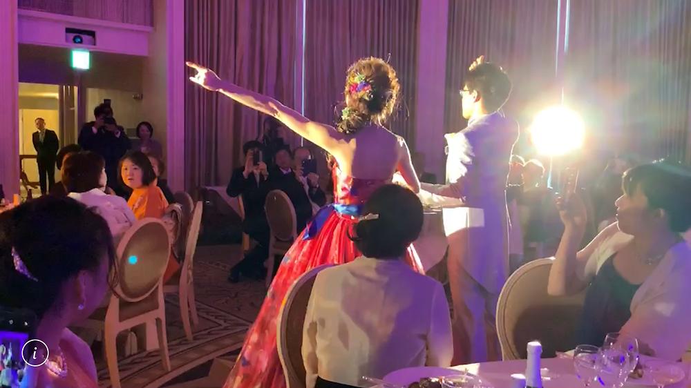 社交ダンス ダンス 大阪 ウェディングダンス エニー