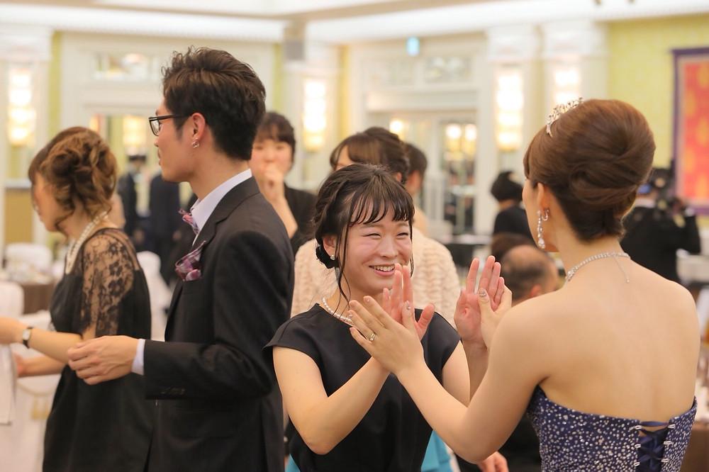 結婚式 ダンス 社交ダンス