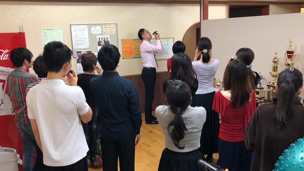 エニー エニーダンス 社交ダンス ダンス 大阪