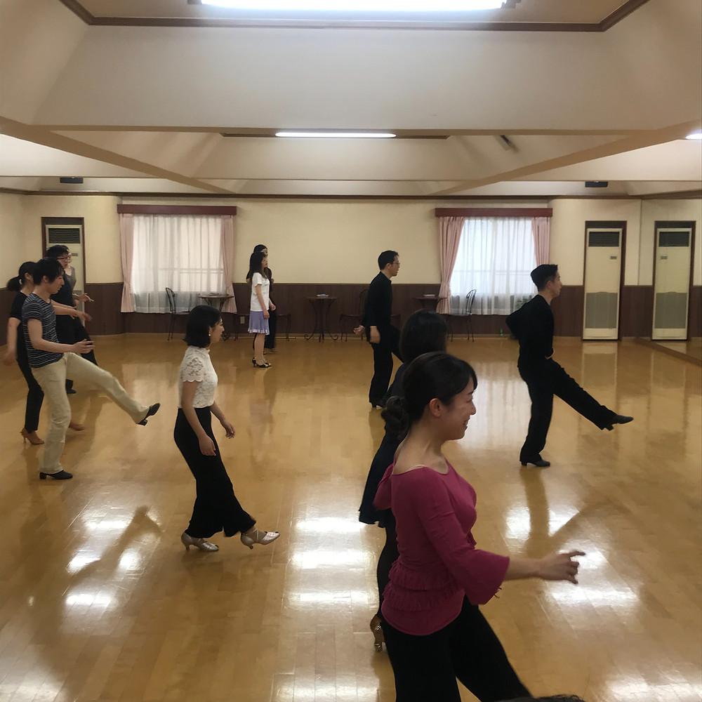 社交ダンス ダンス エニーダンス エニー 大阪