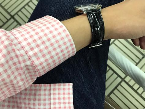 ピンクシャツ・・・・