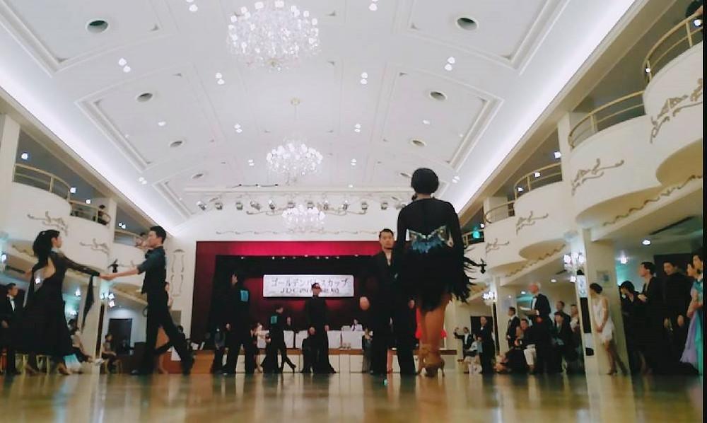 社交ダンス 大阪 チームマッチ