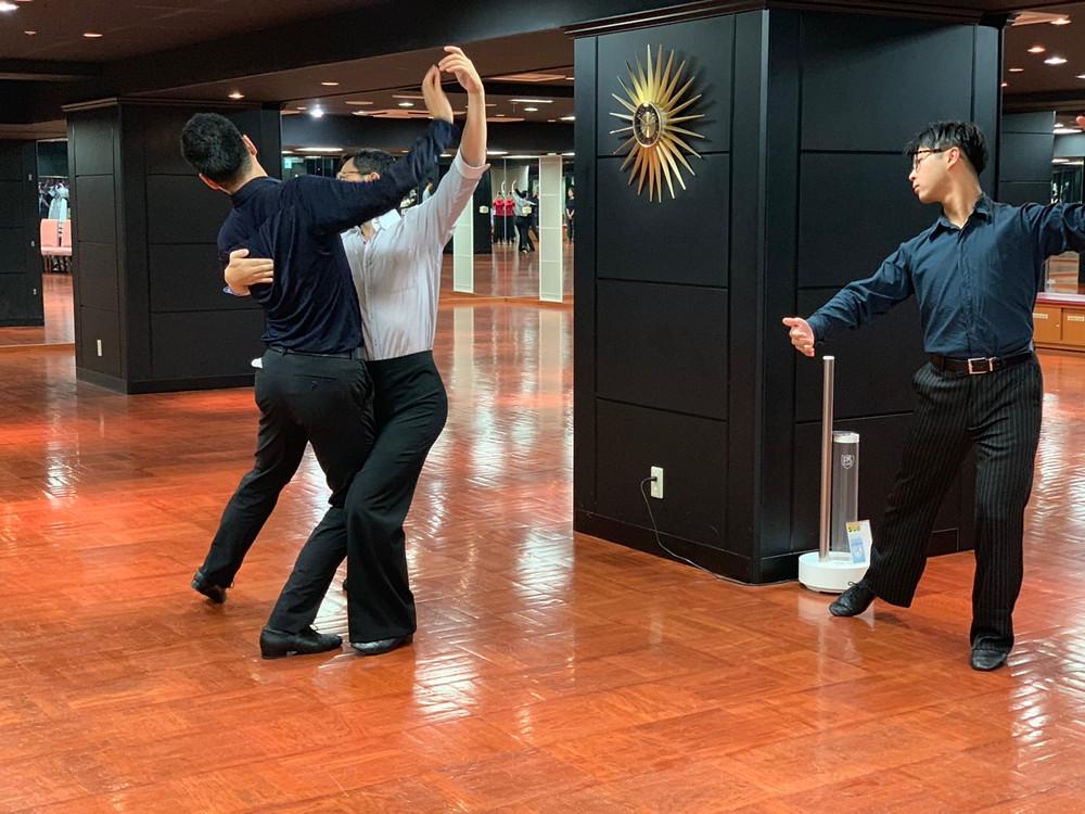 社交ダンス 大阪 ダンス エニー エニーダンス