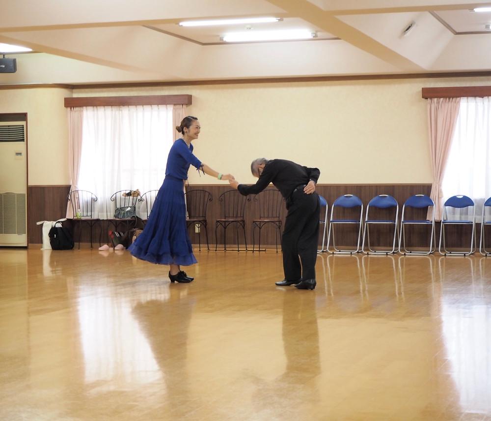 社交ダンス 大阪