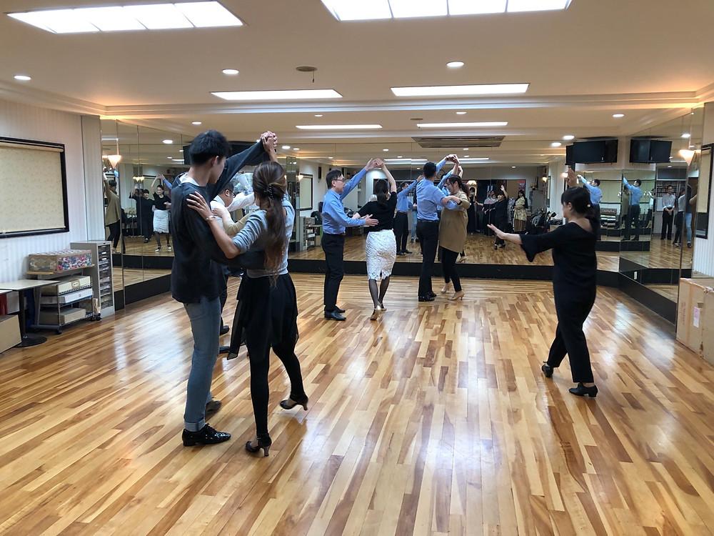 社交ダンス ダンス 福島 エニー エニーダンス