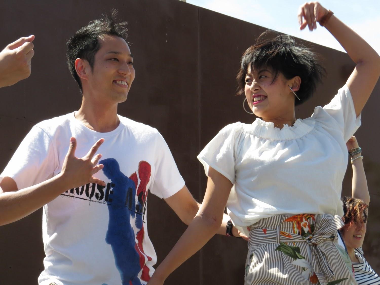 社交ダンス ウメキタイベント