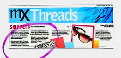 Be Lured Featured in MX Threads