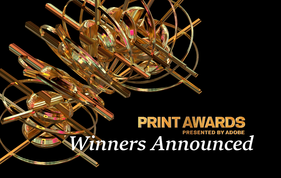 The Best Graphic Design of the Year: Announcing the Winners of the PRINT Awards