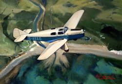 Miles M.3A Falcon