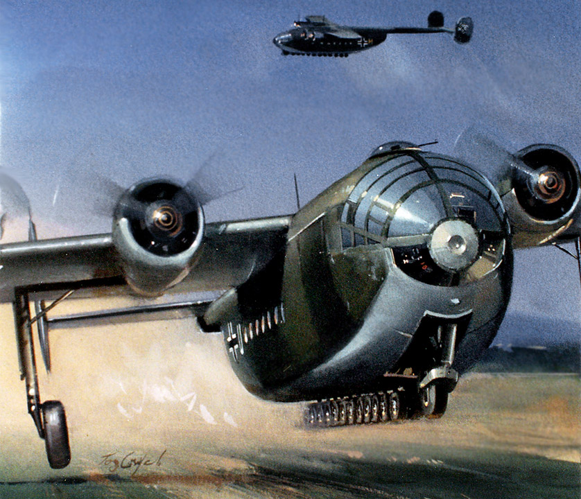 Arado 232B