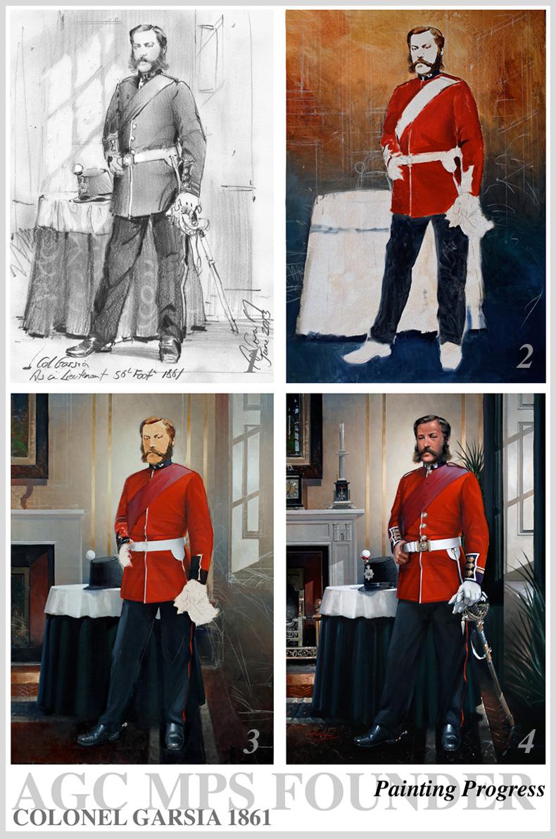 Colonel Garsia
