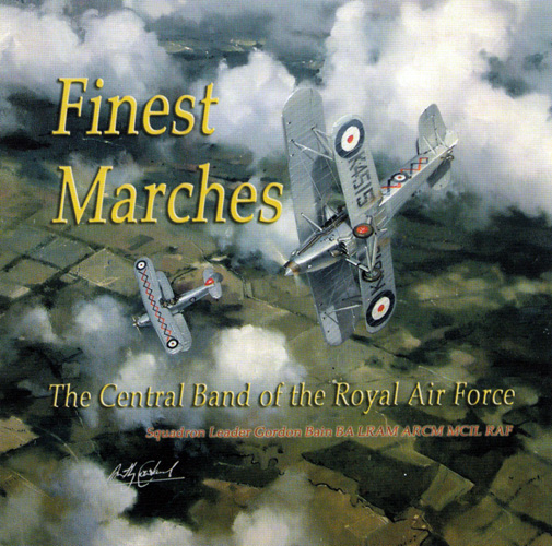 RAF Central Band CD
