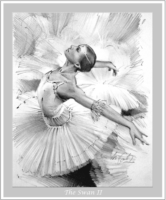 Dance. The Swan II