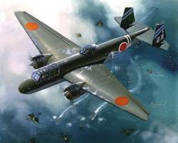 Mitsubishi Type 96(G3M)