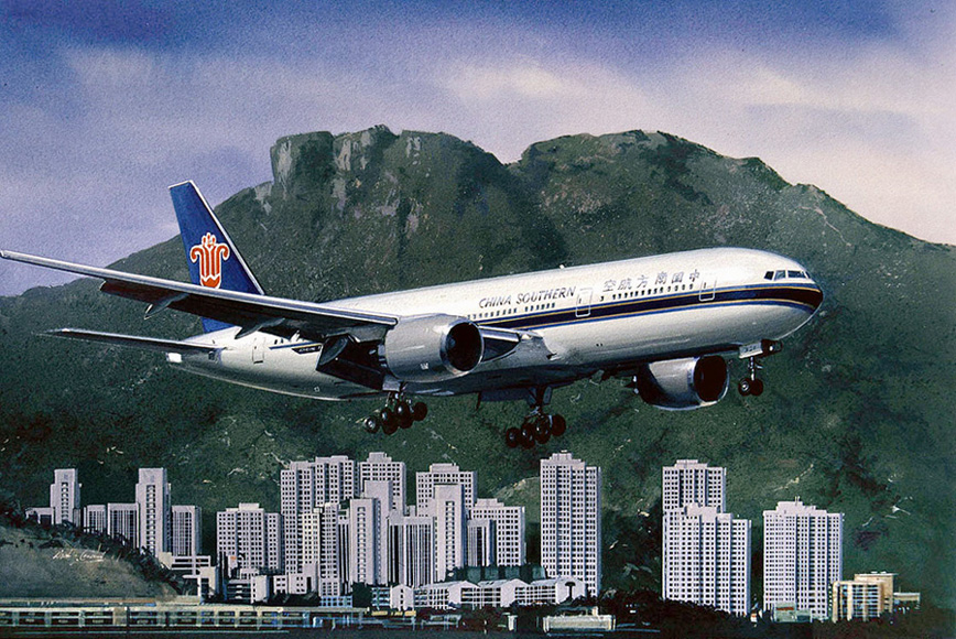 Boeing 777 China Southern
