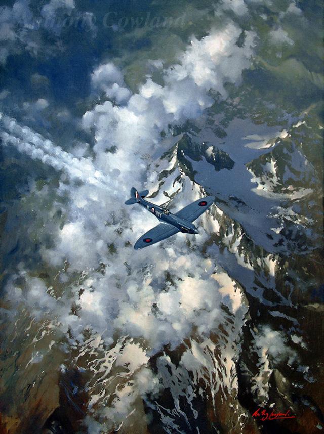 Supermarine Spirtfire PR. Mk XIX