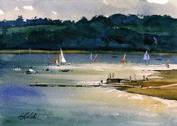 Bewl Water. Sussex